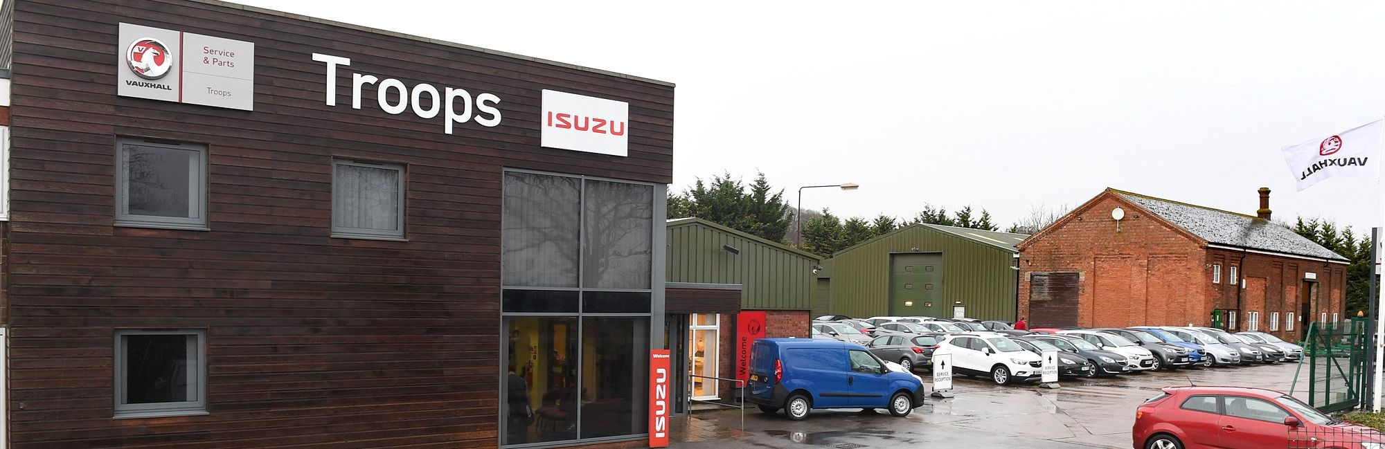 Troops in Leadenham, Used Cars Lincolnshire